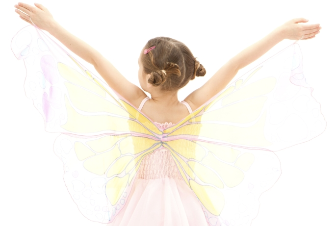 Earn Your Fairy Wings