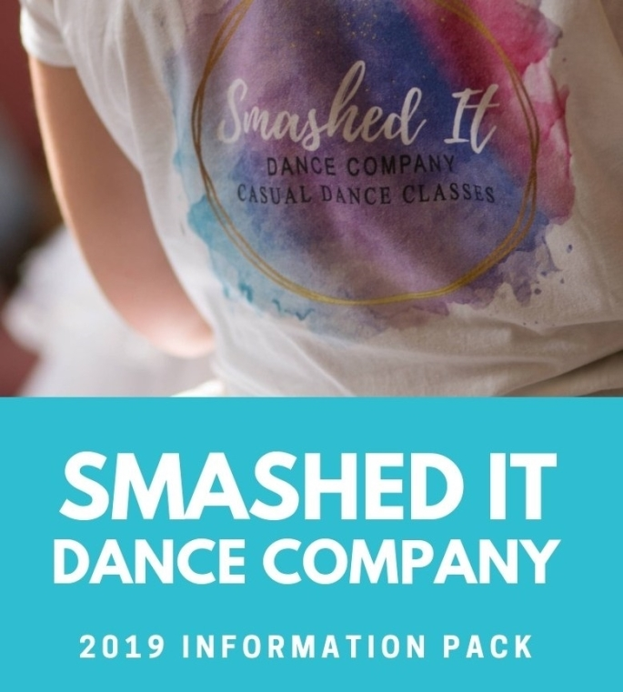 Smashed It Dance Company Info Pack